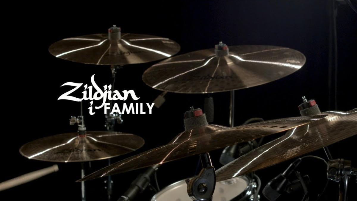 Zildjian i-Family gelanceerd
