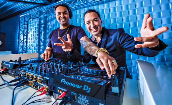 Het wereldrecord langste DJ-marathon verbroken