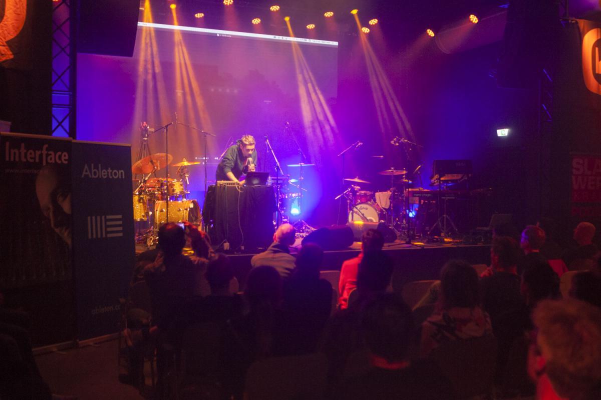Videoregistratie Hybrid Drums Experience 2020 - met Remi Lauw, Stefan Kruger, Claudio Arduini en Jordi Geuens