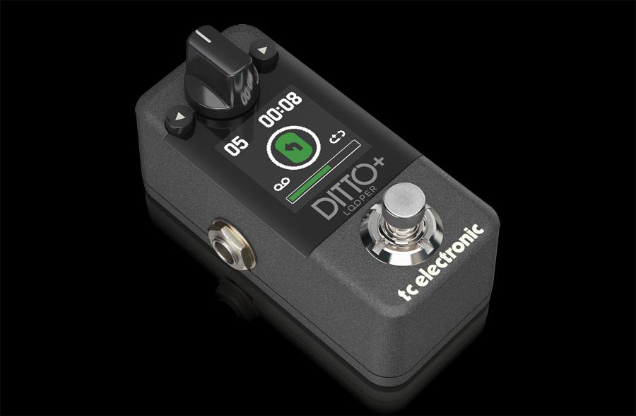 TC Electronic krijgt het weer voor elkaar met de Ditto +