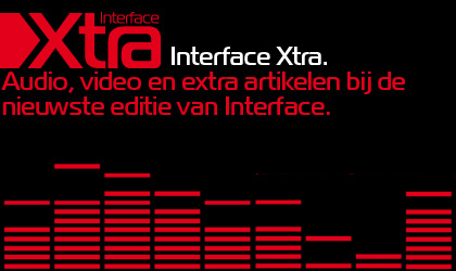Interface Xtra 240, augustus-september 2020