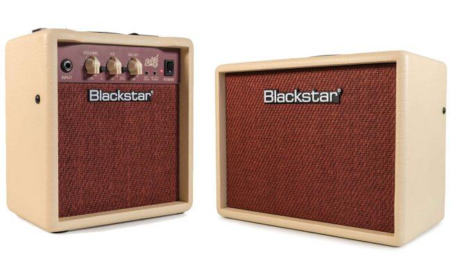Debuteer met Blackstar's Debut versterkers