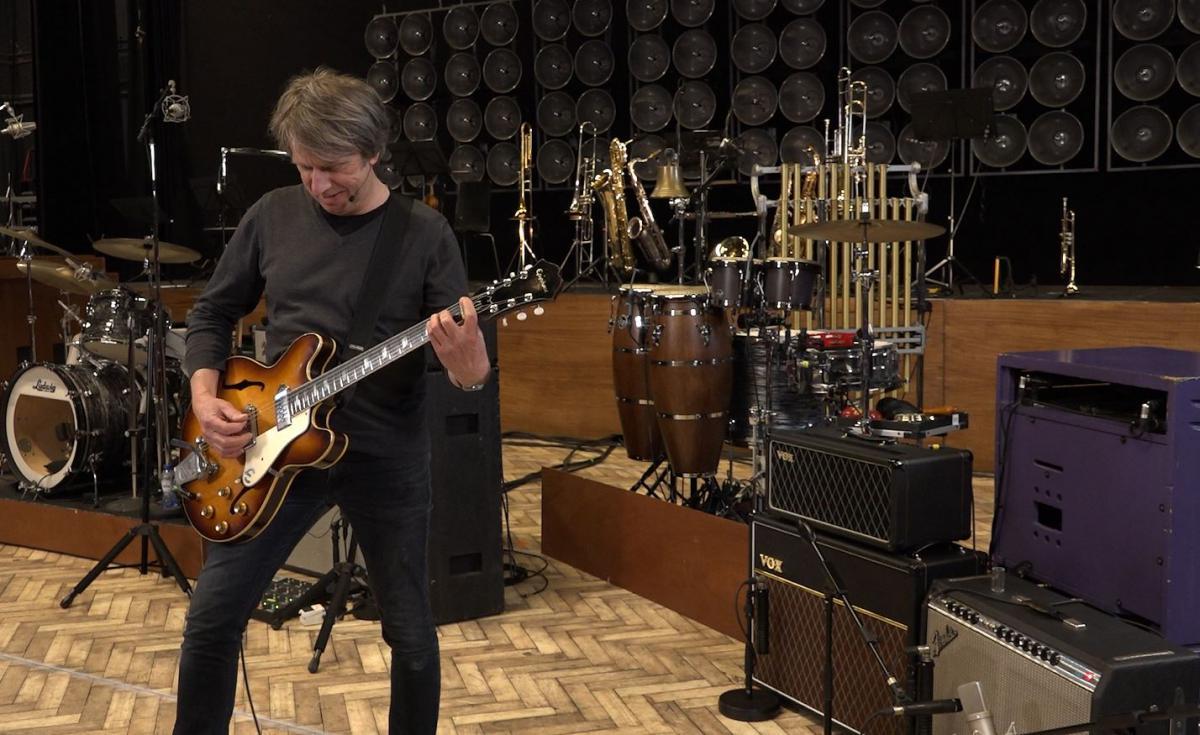 Gitaarsounds van The Beatles door Jac Bico in onze videoserie StageCoach Sessions
