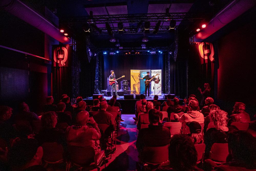 Amsterdam Guitar Heaven verplaatst naar 3 april 2021