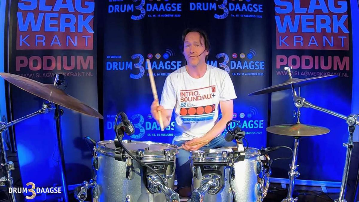 D3D Videoworkshop Peter-Jan Eusman - De Virtuele DrumDrieDaagse