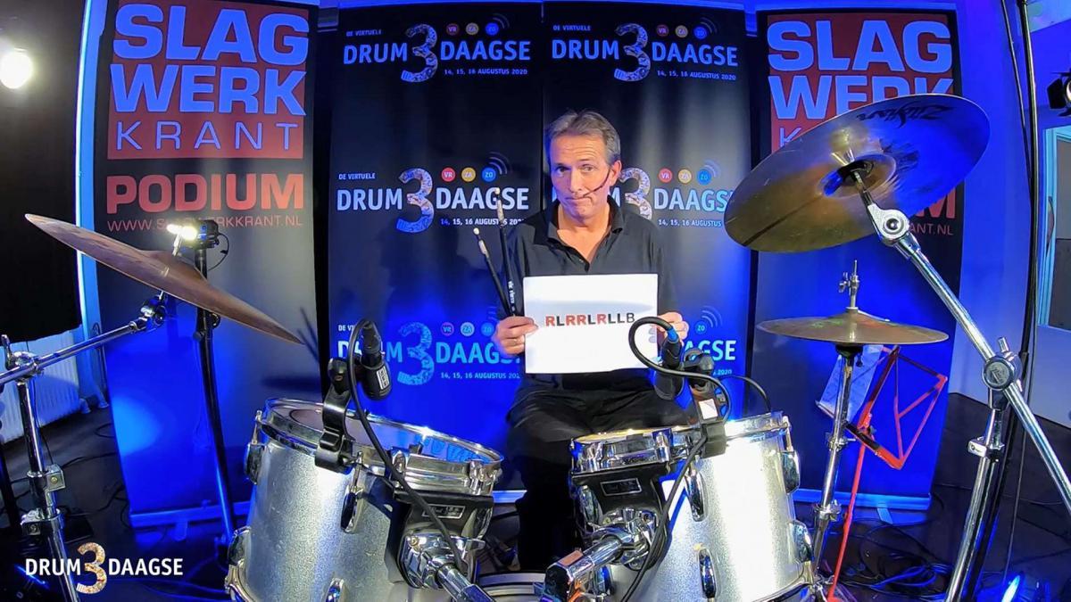D3D Videoworkshop Gerben de Bruijn - De Virtuele DrumDrieDaagse