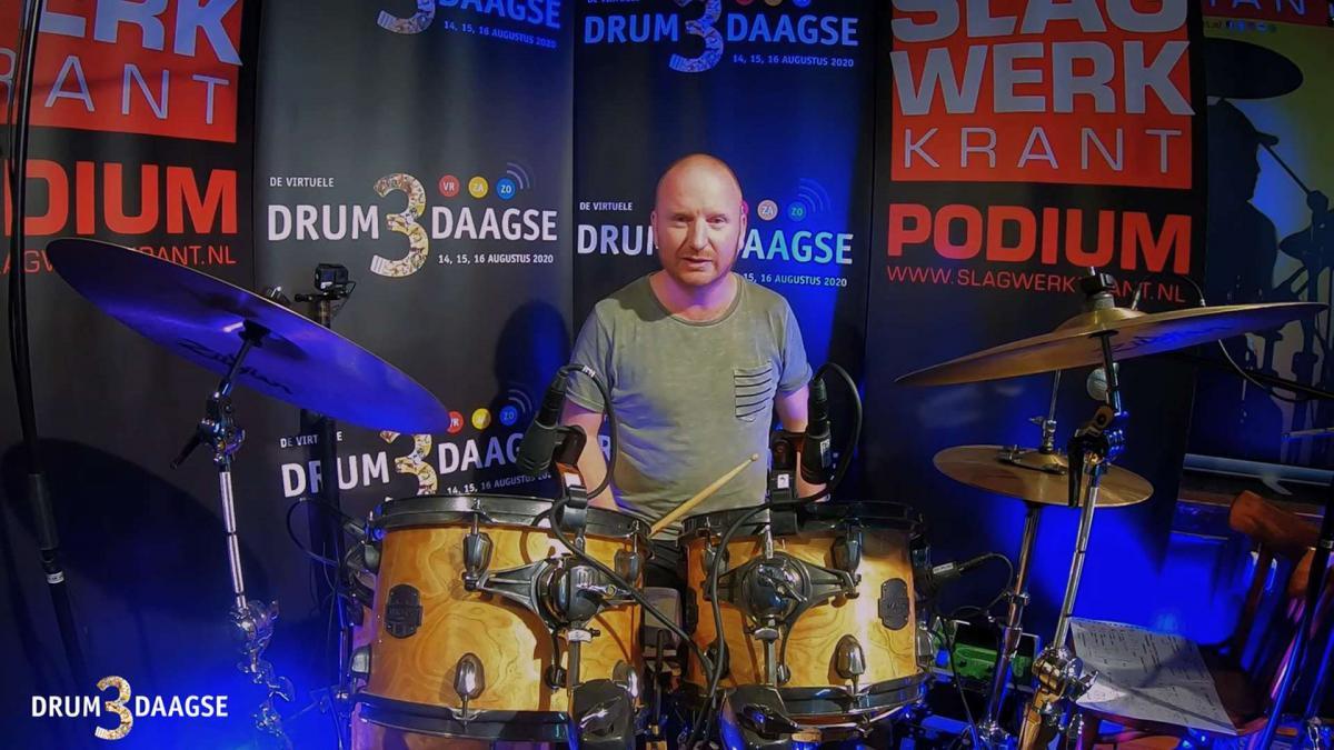 D3D Videoworkshop Olaf Fase - De Virtuele DrumDrieDaagse
