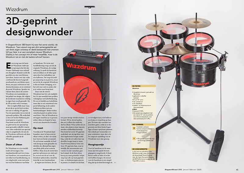 Wizzdrum 2.0