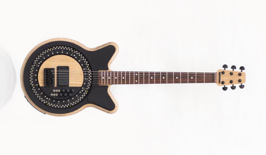 De revolutionaire Circle Guitar