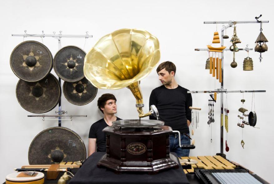 Dominique Vleeshouwers brengt Playground op Tromp Percussion