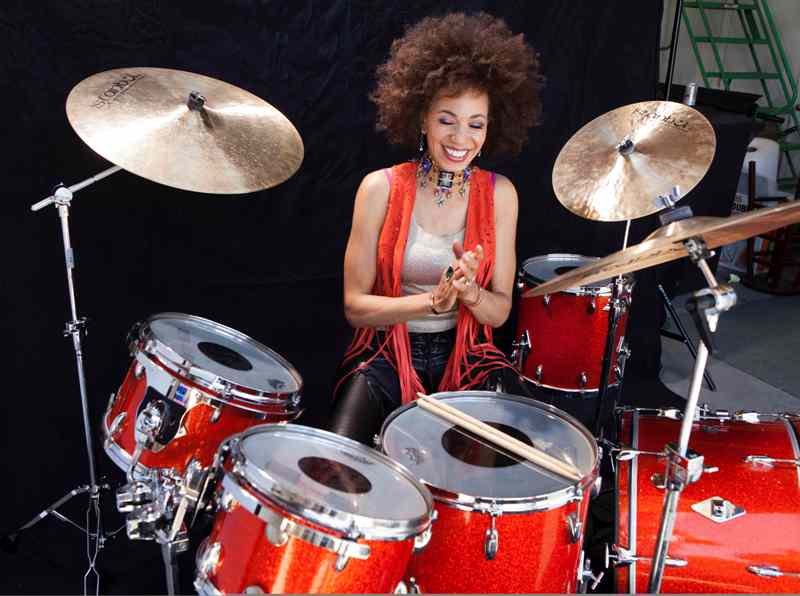 Notentip Cindy Blackman - We Came To Play