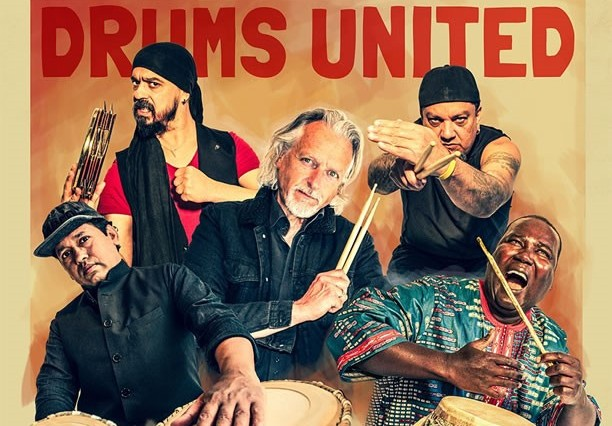 Lucas van Merwijk's Drums United - Birth Of The Beat