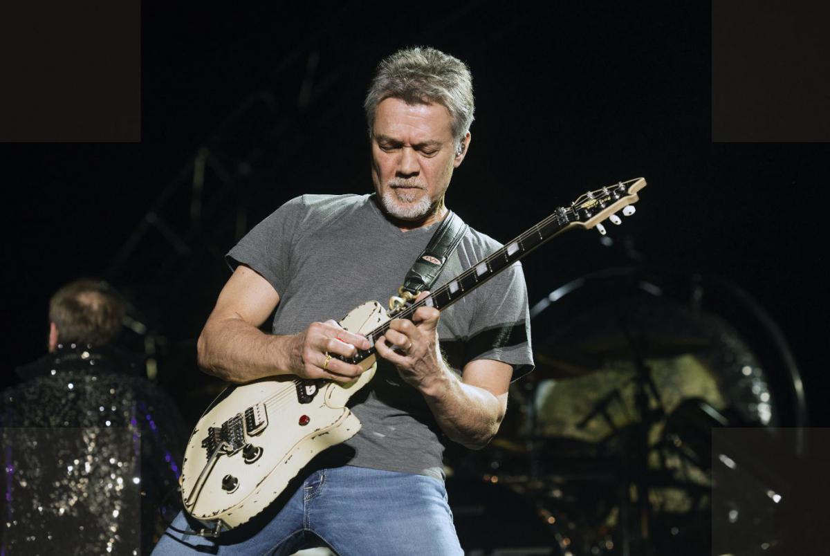 Eddie Van Halen is overleden