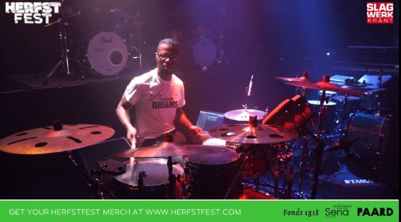 We zijn live met Drumfestival Herfstfest - 11 oktober 12.30-18.00