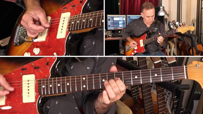 Workshop rock 'n' roll- en surfinstrumentals door BJ Baartmans in videoserie StageCoach Sessions