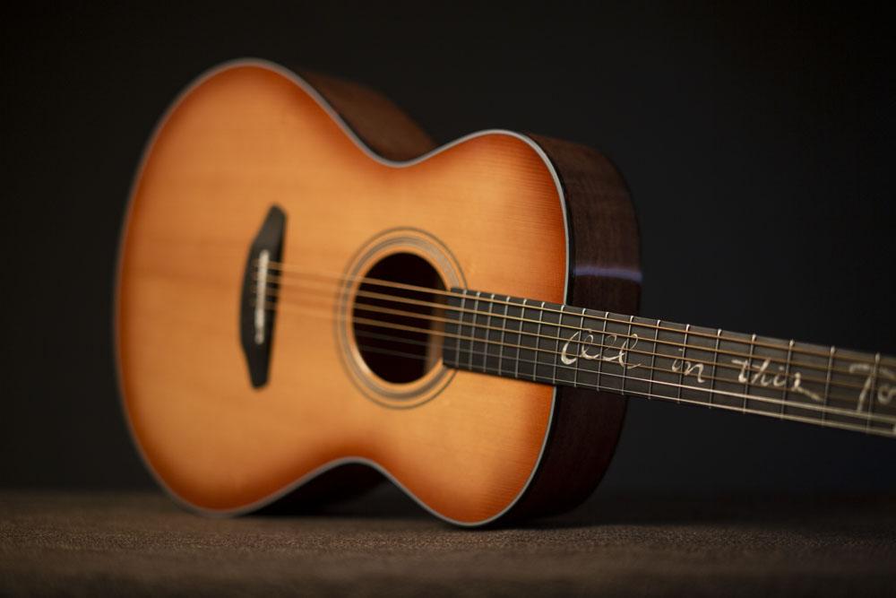 Twee nieuwe gitaren van The Dude