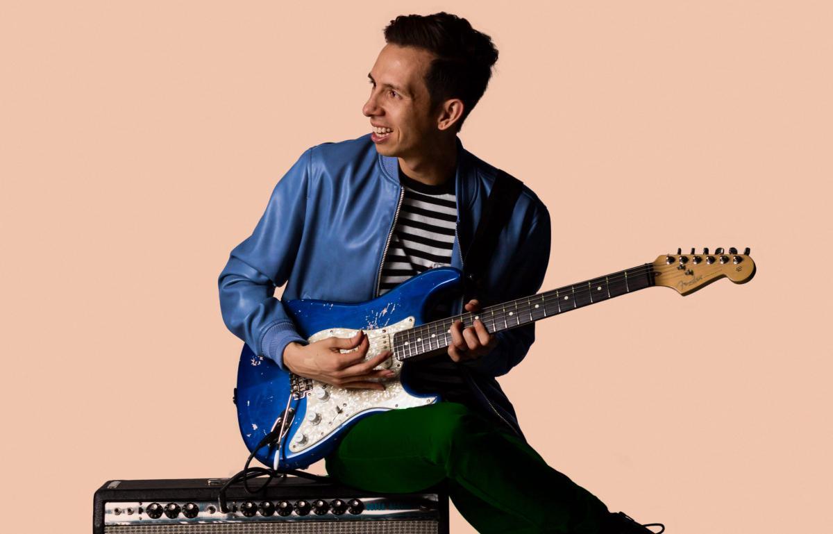Release van de week: Cory Wong - The Striped Album