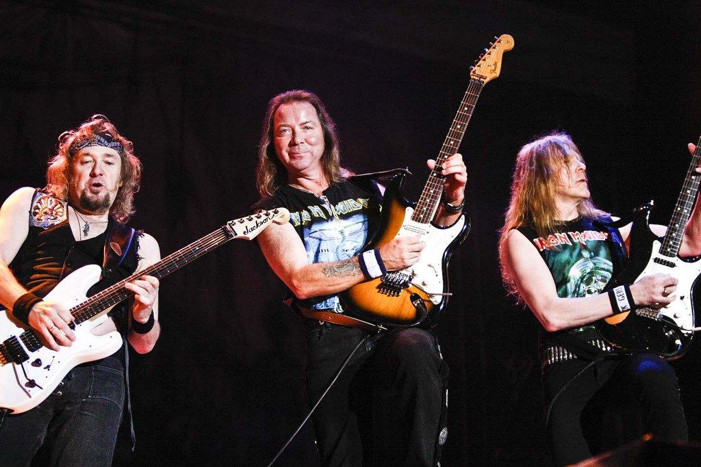 Riff van de maand: Iron Maiden - Run To The Hills