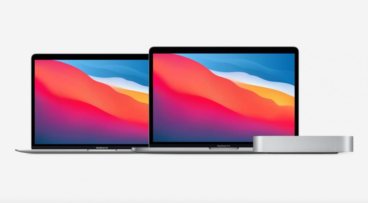 Nieuwe Apple MacBook's en Mac Mini met ARM cpu
