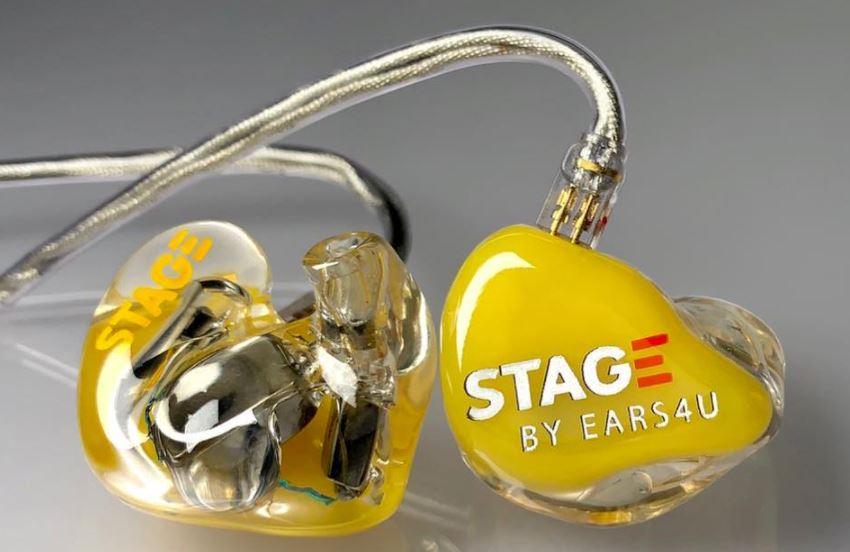 Test van de Ears4U Stage in-ear monitors