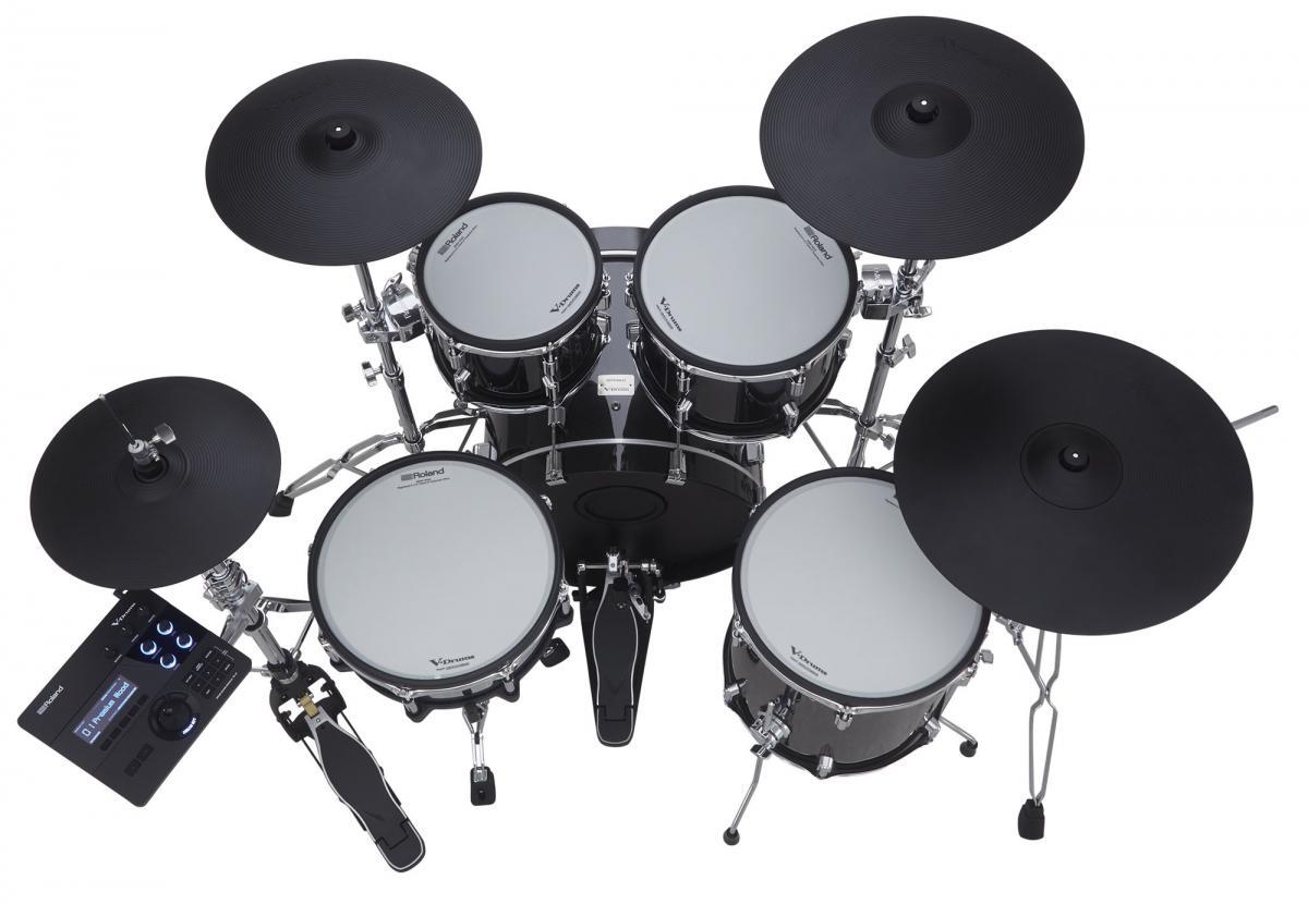 Roland V-Drums Acoustic Design - drumkits waar je hebberig van wordt