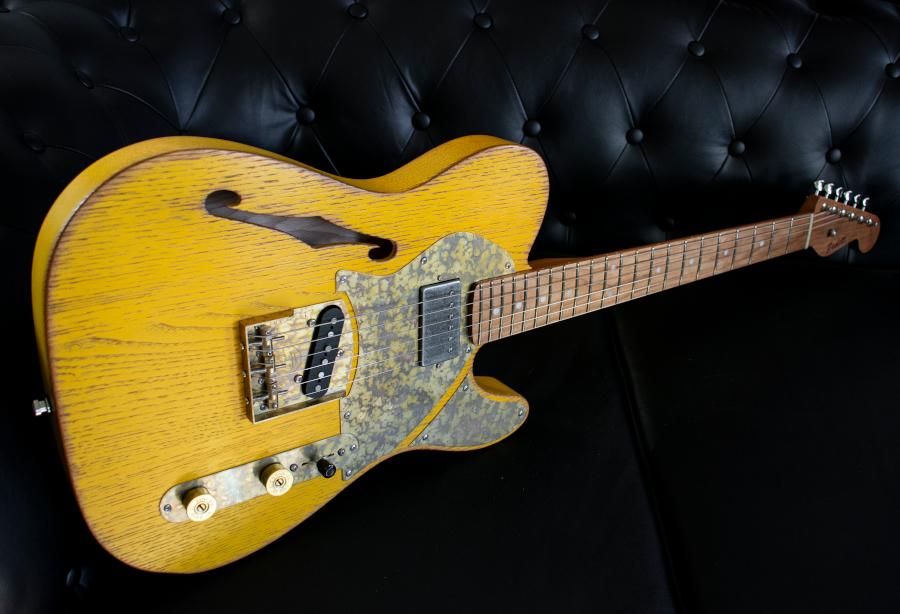 Paoletti Guitars naar Benelux