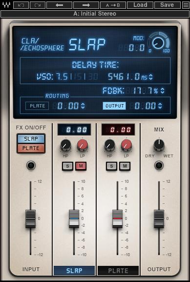 Waves Audio CLA EchoSphere