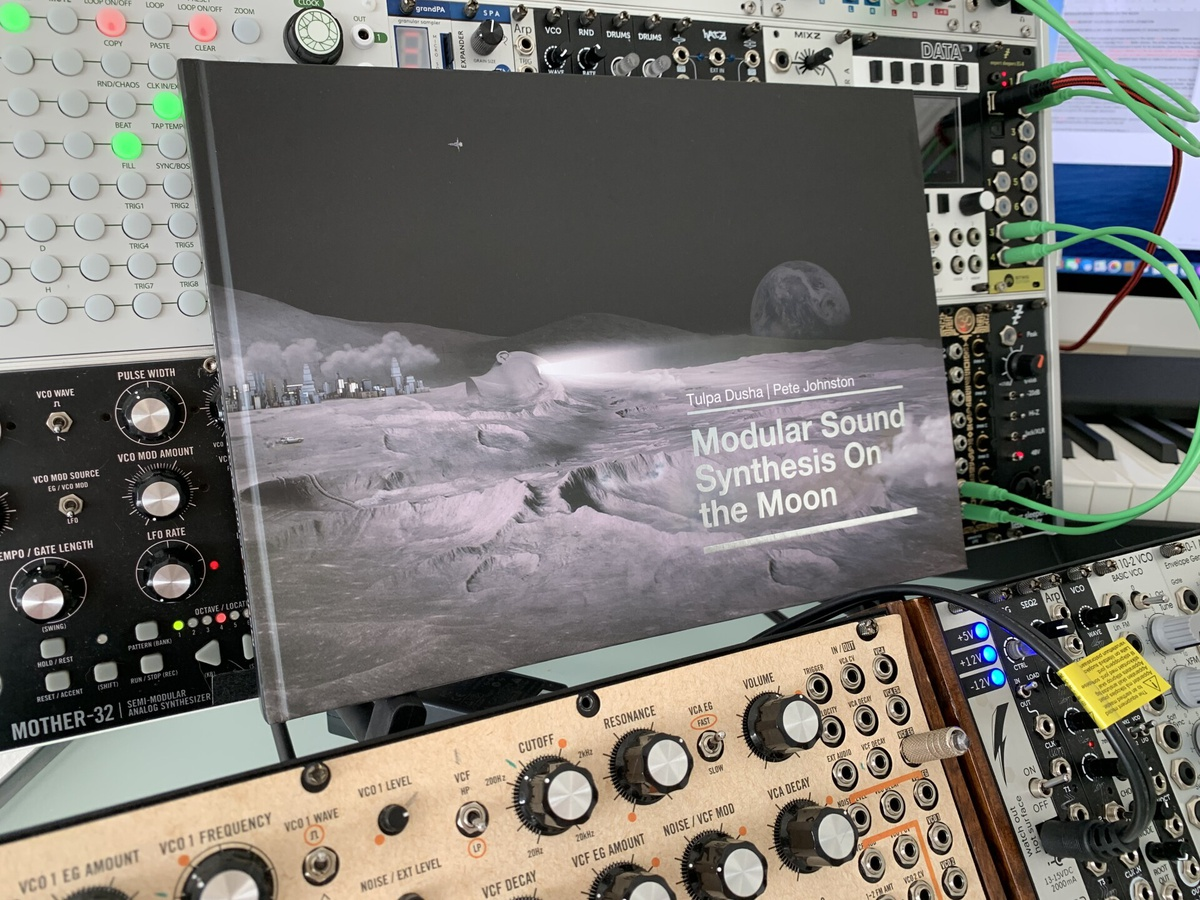 Tulpa Dusha/Pete Johnston: Modular Sound Synthesis on the Moon