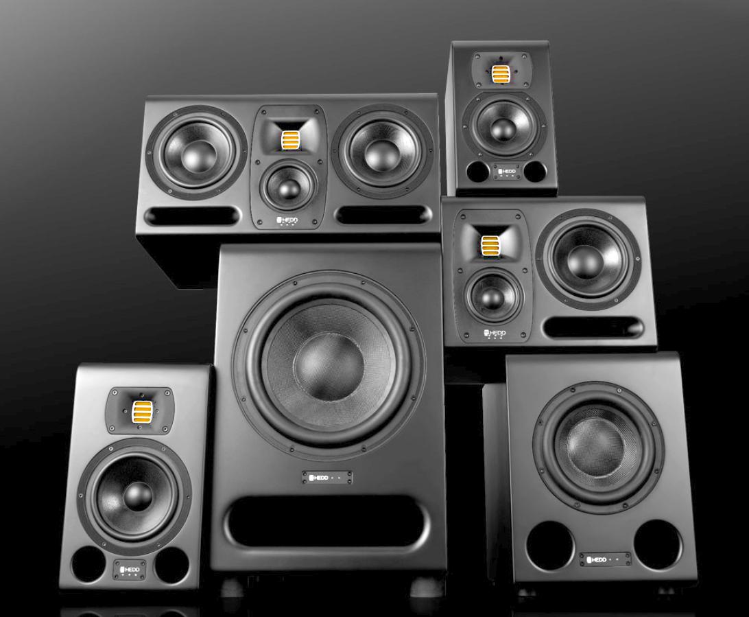 HEDD Audio MK2 monitorserie