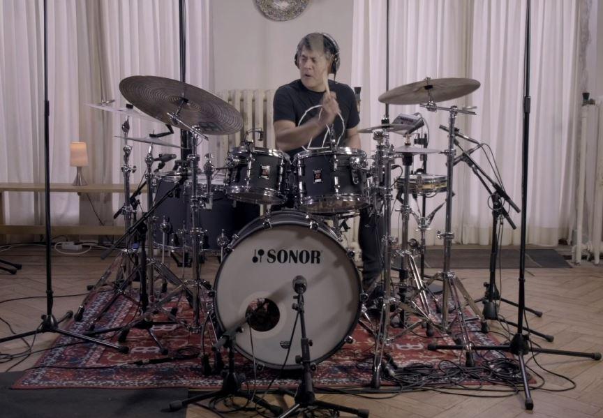 Juan van Emmerloot - Over miking voor drums