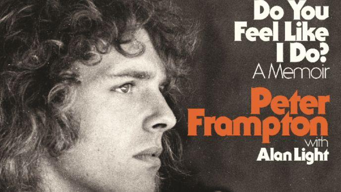 Peter Frampton in boekvorm