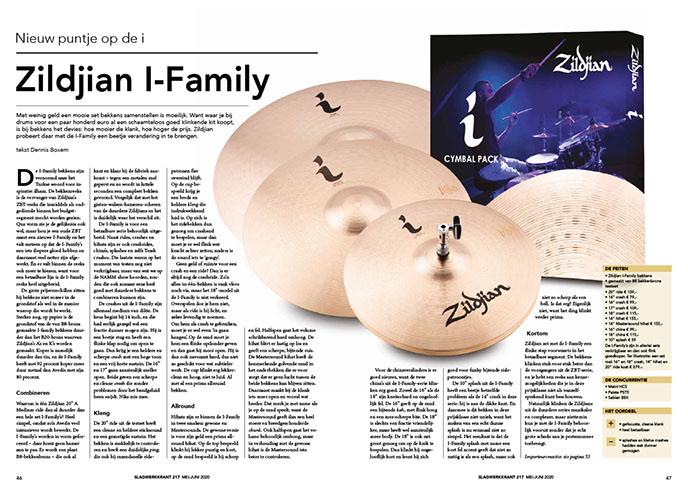 Zildjian I-Family