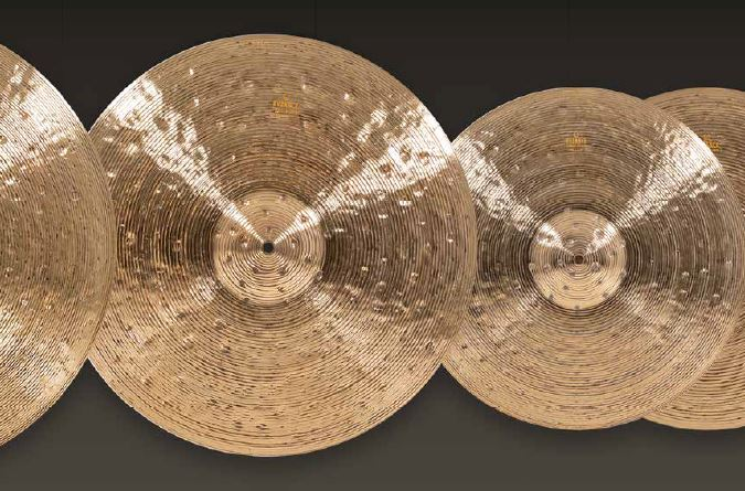 Meinl Byzance Foundry Reserve add-ons