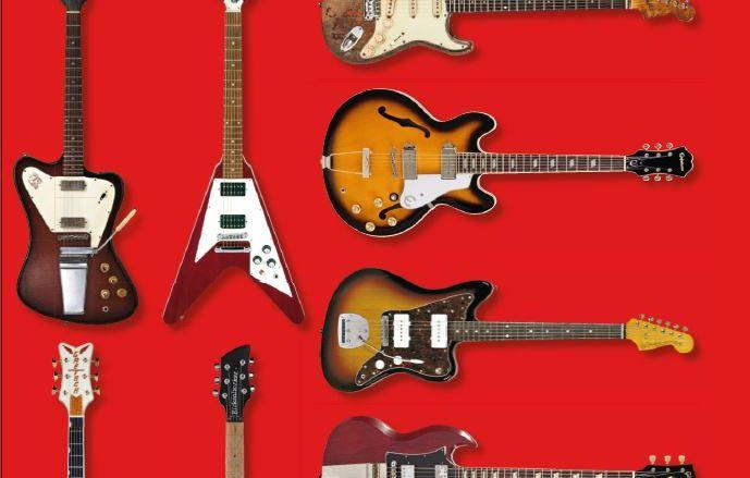30 jaar Gitarist, 30 jaar rockiconen