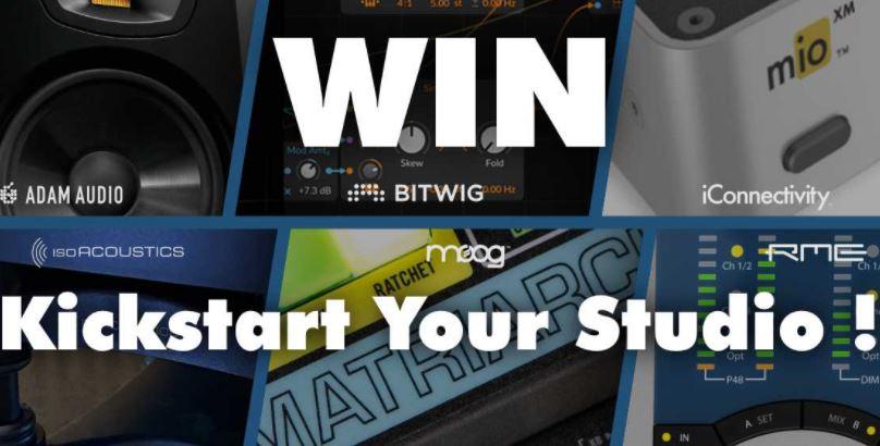 Kickstart Your Studio - actie