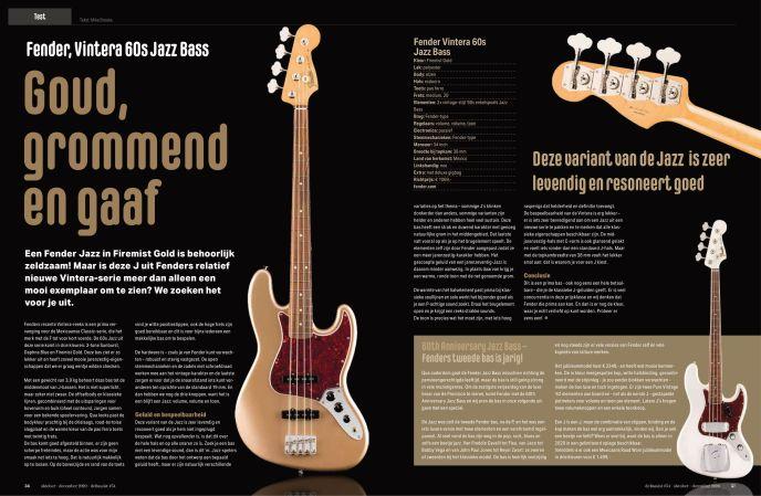 Fender Vintera '60s Jazz Bass