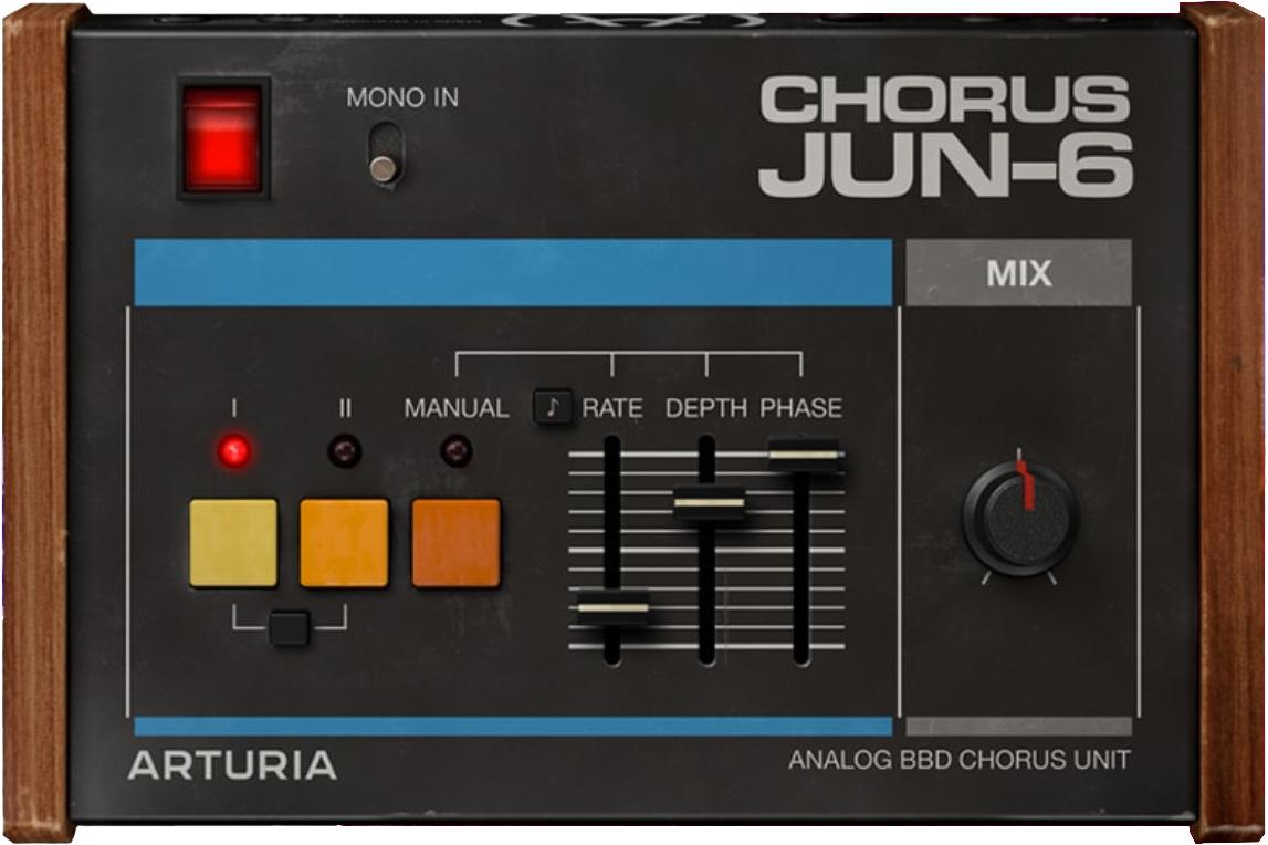 Arturia Chorus JUN-6