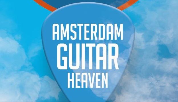 Gearshow en Workshopfestival Amsterdam Guitar Heaven op zaterdag 20 november