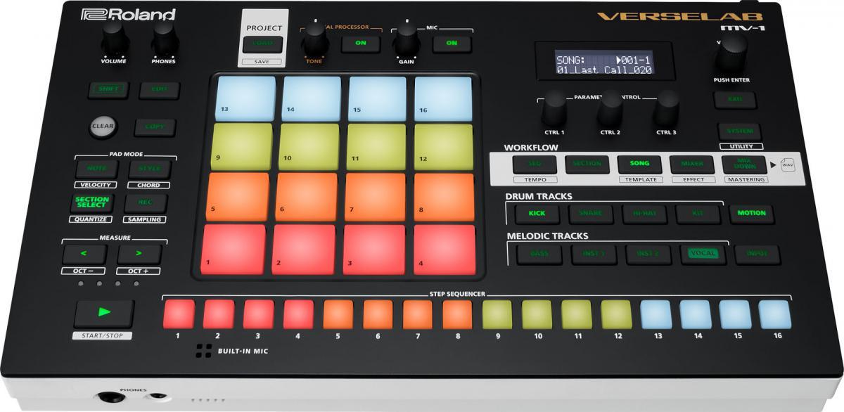 Productnieuws 2021: Roland Verselab MV-1