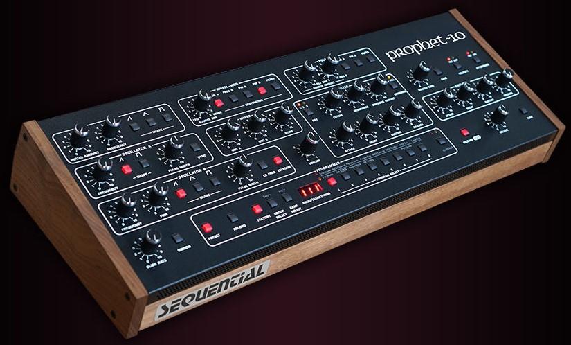 PRODUCTNIEUWS 2021: Sequential Prophet Desktop Module