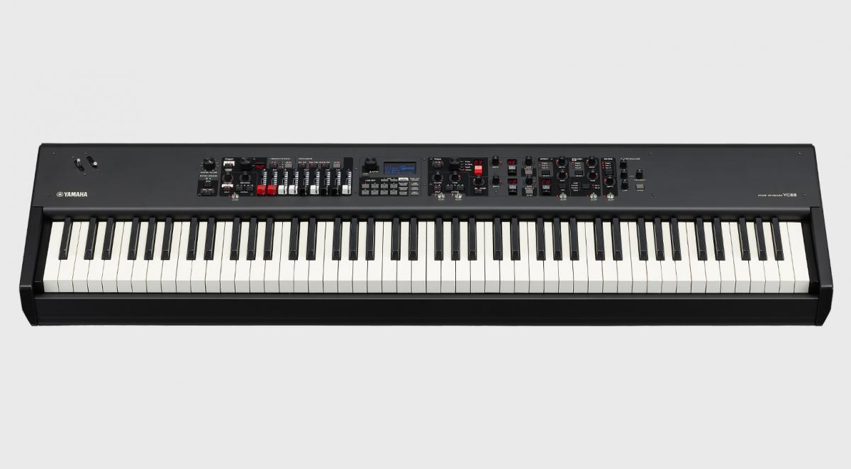 Productnieuws 2021: Yamaha YC73 en YC88