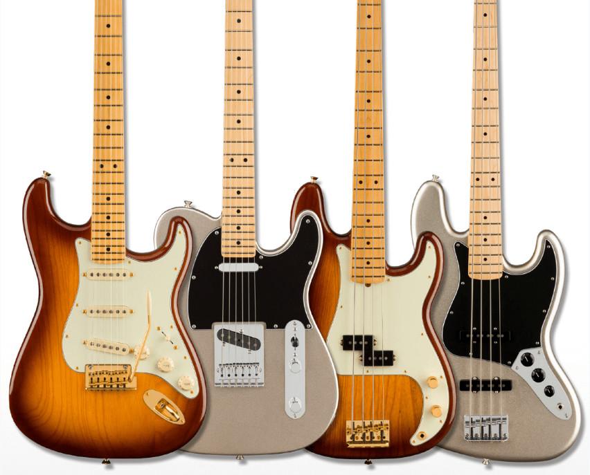 Productnieuws 2021: Fender