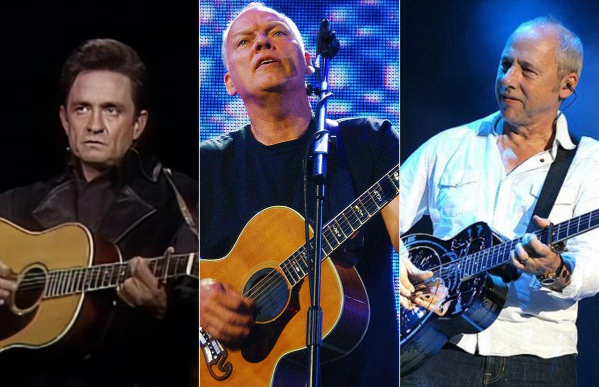 Het akoestische nummer: akoestische favorieten van Mark Knopfler tot Johnny Cash
