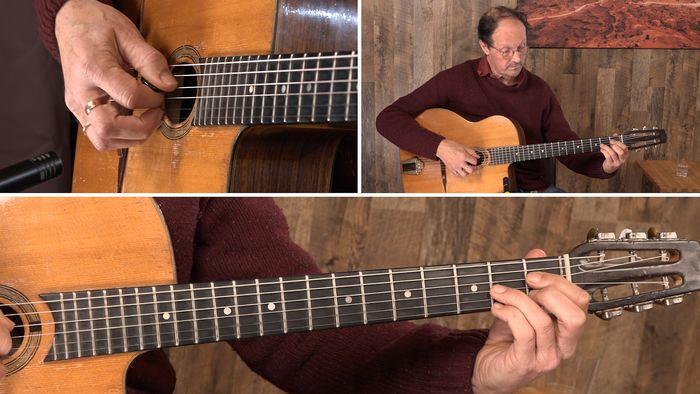 StageCoach Sessions videoserie: akoestische gitaar in jazz met Reinier Voet