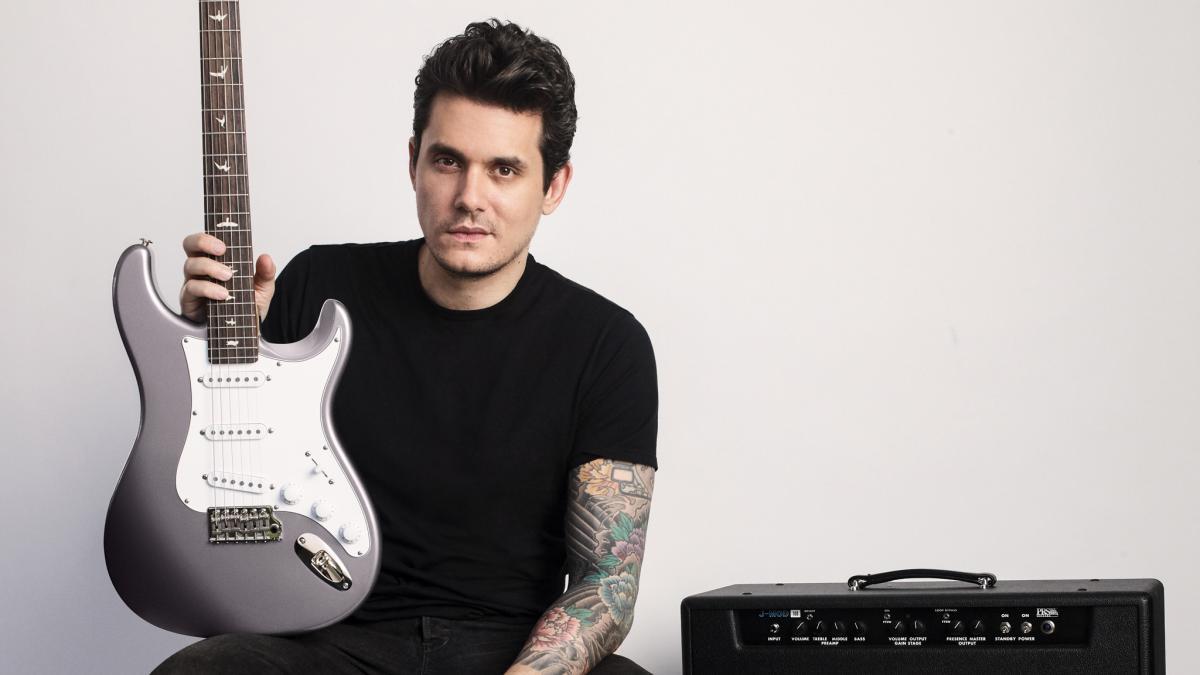 John Mayer - Pop/rockgitarist van het jaar Wereld - Gitarist Poll Awards 2021