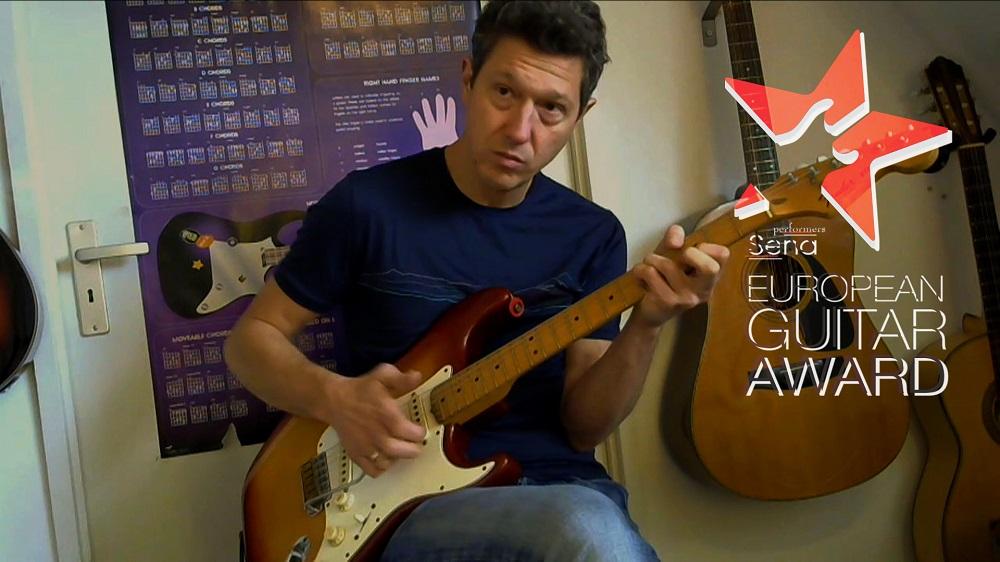 Video van de gitaarworkshop door Davor Lazic - De Legacy van Jimi Hendrix