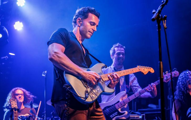 Dweezil Zappa - Jazz/fusiongitarist van het jaar Wereld - Gitarist Poll Awards 2021