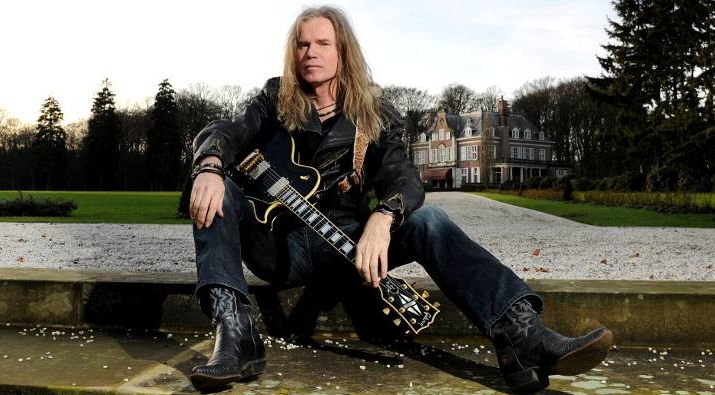 Ad Vandenberg - Metalgitarist Benelux - Gitarist Poll Awards 2021