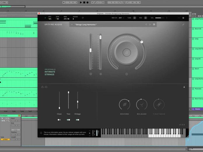 Spitfire Audio Cimbalom