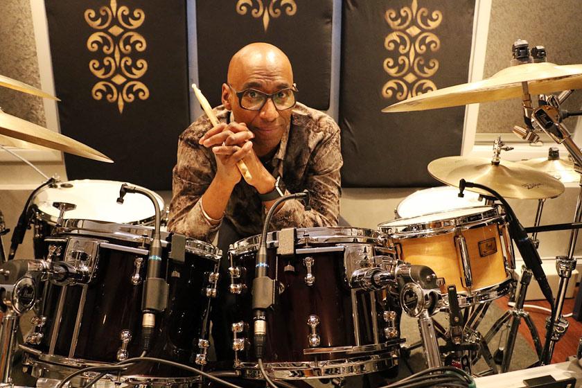 Omar Hakim - Mijn tien grootste drumhelden